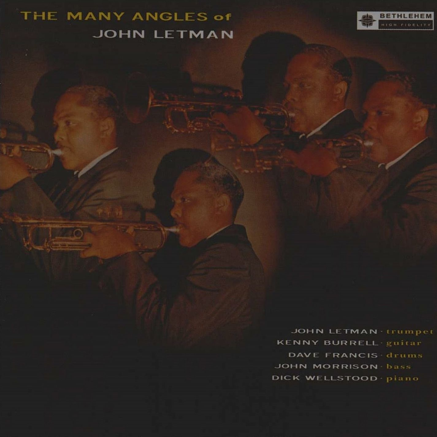 The Many Angles of John Letman (feat. Kenny Burrell, Dave Francis, John Morrison & Dick Wellstood) [2013 Remastered Version]