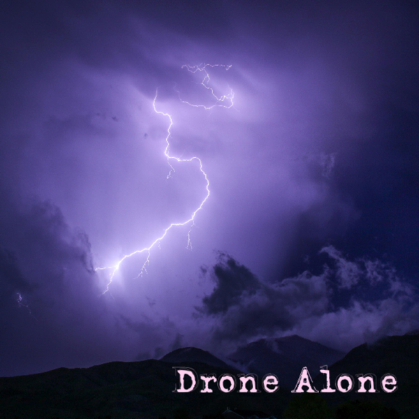 drone aloneの electron storm single をapple musicで