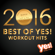 Yes Fitness Music - Best of Yes! Workout Hits 2016 (60 Min Non-Stop Workout Mix @ 135BPM)