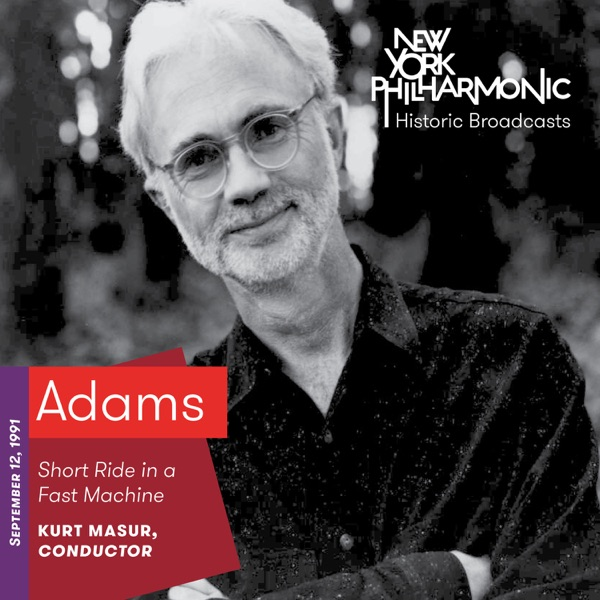 Adams: Short Ride in a Fast Machine (Recorded 1991) - Single