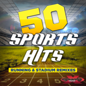 50 Sports Hits (Running & Stadium Workout Songs For Fitness & Exercise)-Various Artists