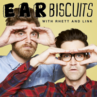 Podcast cover art for Ear Biscuits