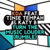 Turn the Music Louder (Rumble) [feat. Tinie Tempah & Katy B] - EP ジャケット写真