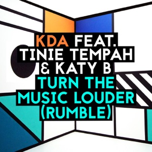 Turn the Music Louder (Rumble) [feat. Tinie Tempah & Katy B] - EP Mp3 Download