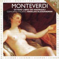 Monteverdi: Ottavo libro dei madrigali