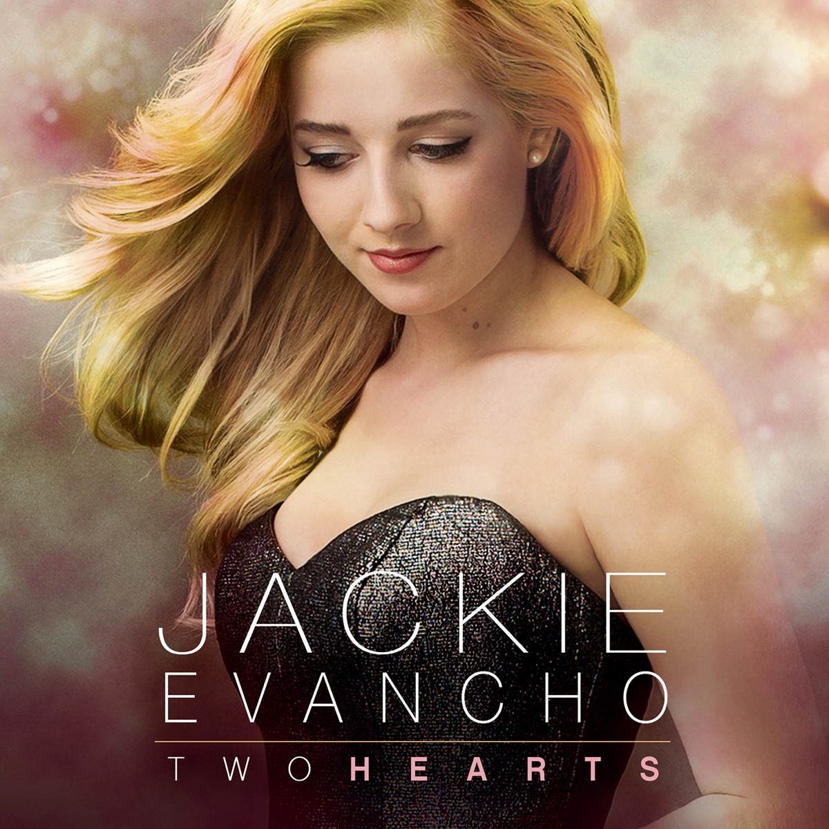 Two Hearts Jackie Evancho CD cover