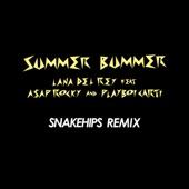 Summer Bummer (feat. A$AP Rocky & Playboi Carti) [Snakehips Remix] - Single