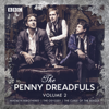 David Reed, Humphrey Ker & Thom Tuck - The Penny Dreadfuls: Volume 2: Macbeth Rebothered; The Odyssey; The Curse of the Beagle  artwork