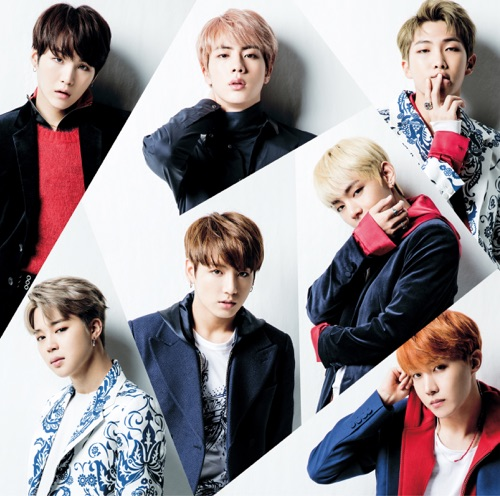 BTS - THE BEST OF 防弾少年団 (JAPAN EDITION)