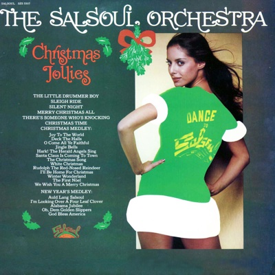 Christmas Jollies - The Salsoul Orchestra album