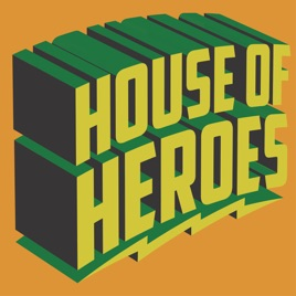 House of Heroes Comics Podcast: Ep5 - Special guest EP