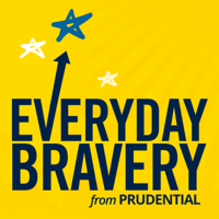 Podcast cover art for Everyday Bravery
