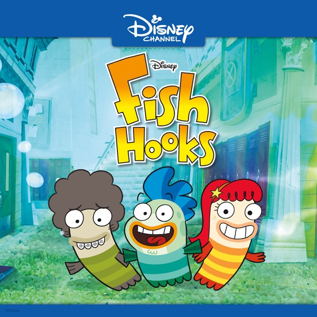 Fish hooks vol 1 on itunes for Fish hooks show