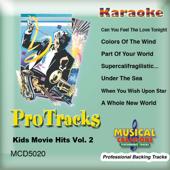 Kids Movie Hits, Vol. 2 (Karaoke)