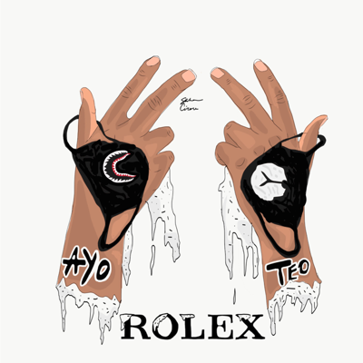 Rolex - Ayo & Teo song