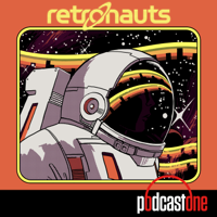Podcast cover art for Retronauts