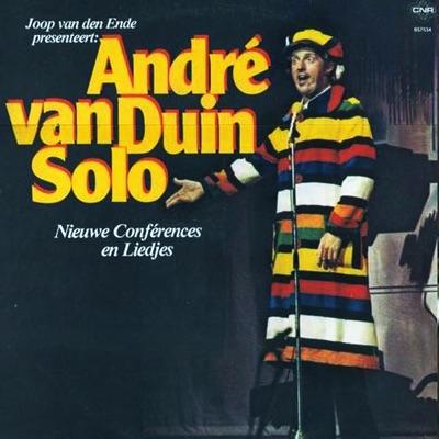 André van Duin Solo - Andre van Duin