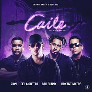 Caile (feat. Zion & De La Ghetto) - Single Mp3 Download
