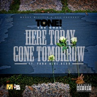 Here Today, Gone Tomorrow (feat. Fabo & Vl Deck) - Single Mp3 Download