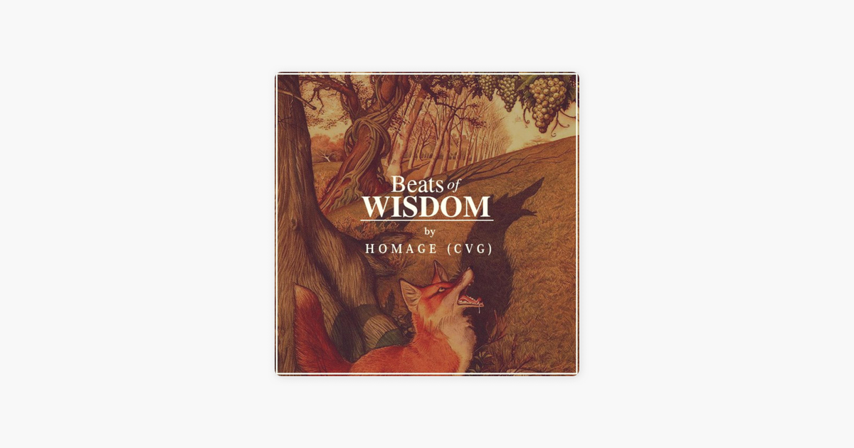 ‎Beats of Wisdom by Homage (CVG)