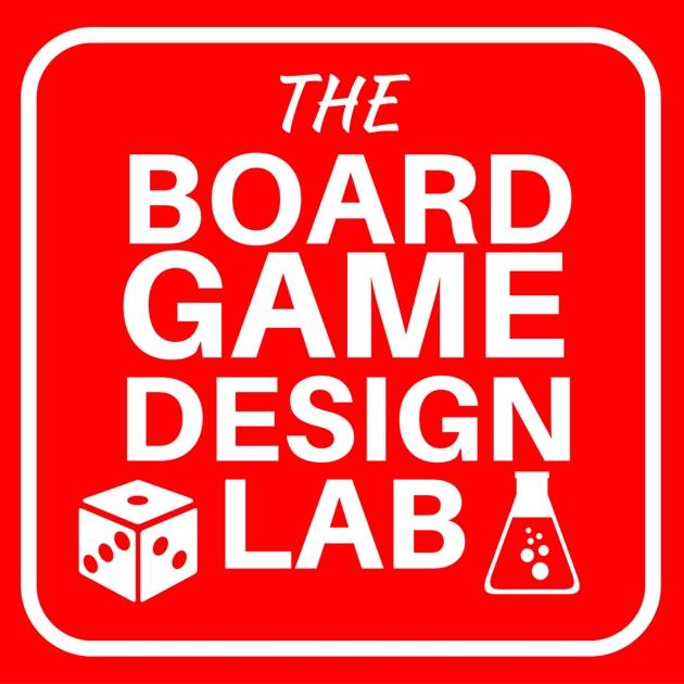 board game design lab podcast