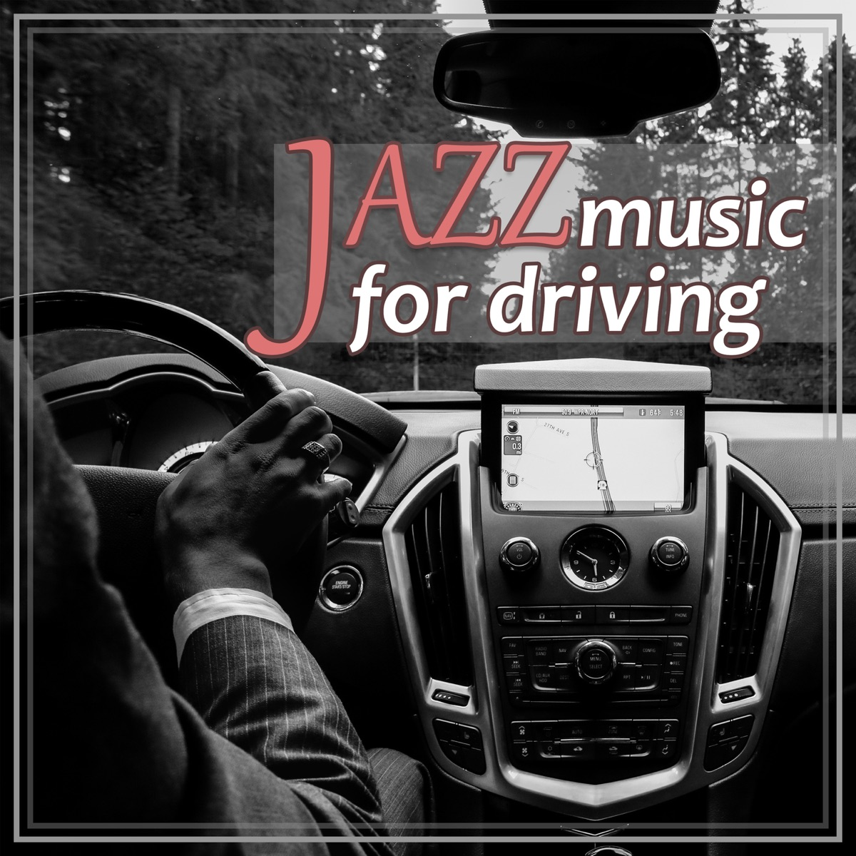 Jazz Music for Driving: Instrumental Relaxation, Good Beginning of