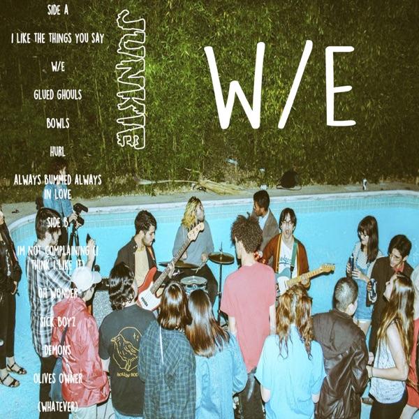 Junkie - W/E album wiki, reviews
