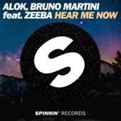 Hear Me Now (feat. Zeeba) artwork