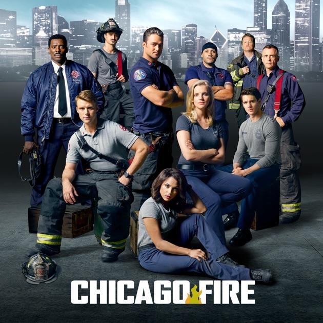 Chicago Fire Staffel 4