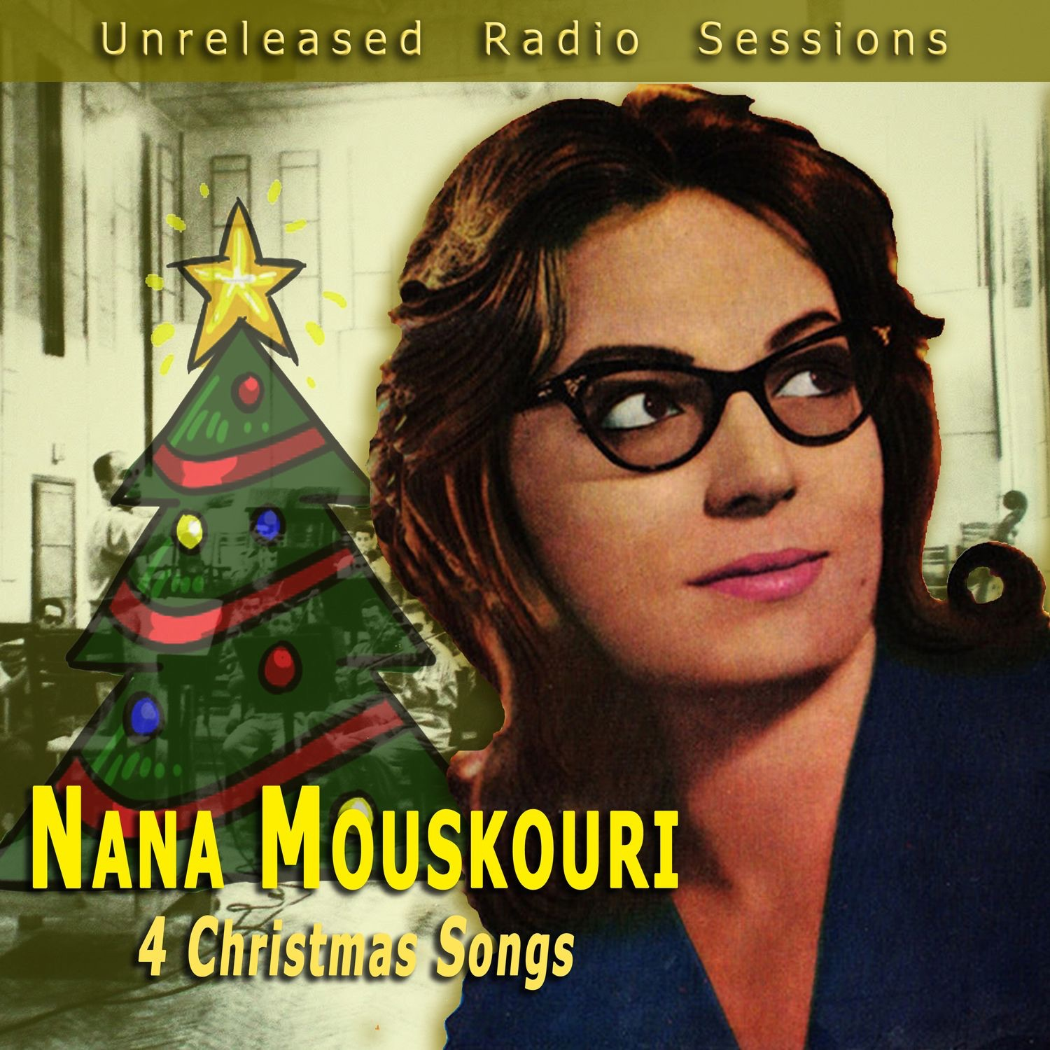 4 Christmas Songs - EP