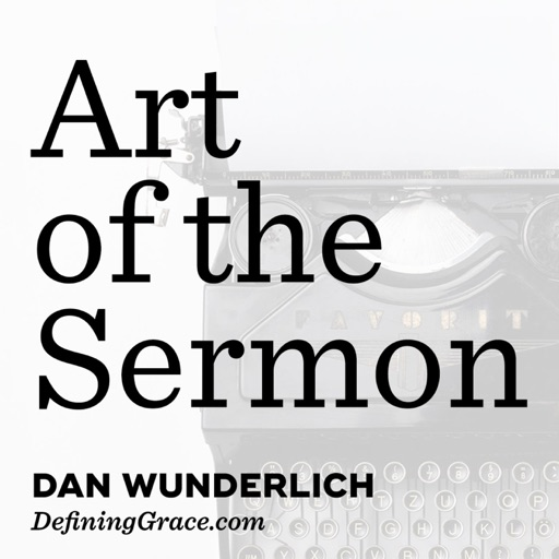 Cover image of Art of the Sermon