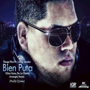 Bien Puta (feat. Chyno Nyno, Ñengo Flow, De La Ghetto, J. King & Randy) - Single Mp3 Download