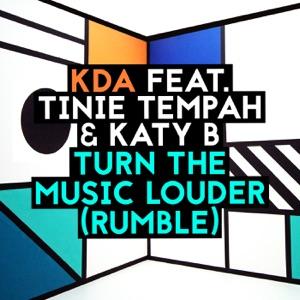 Turn the Music Louder (Rumble) [feat. Tinie Tempah & Katy B] [Radio Edit] - Single