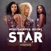 Higher feat Queen Latifah From Star Single