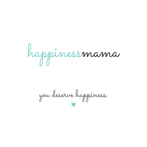 Cover image of The Happiness Mama Podcast with Heather Ash