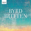 Byrd / Britten, Choir of Jesus College, Cambridge & Mark Williams