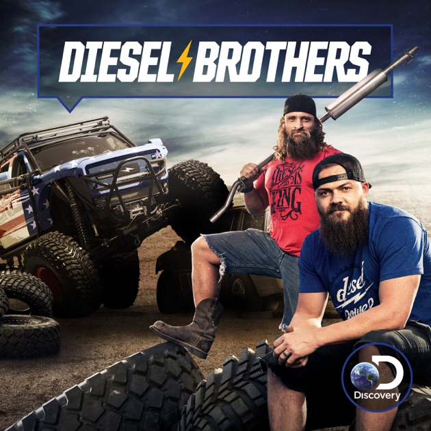 diesel brothers season 2 on itunes. Black Bedroom Furniture Sets. Home Design Ideas