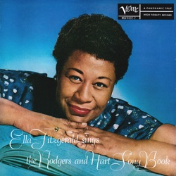 View album Ella Fitzgerald - Ella Fitzgerald Sings the Rodgers & Hart Songbook