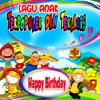 Happy Birthday (feat. Cantik) - Lagu Anak Terpopuler Dan Terlaris