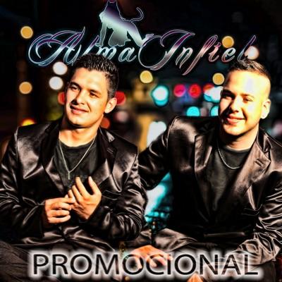 Promocional - EP - Alma Infiel