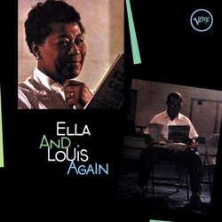 View album Ella Fitzgerald & Louis Armstrong - Ella and Louis Again