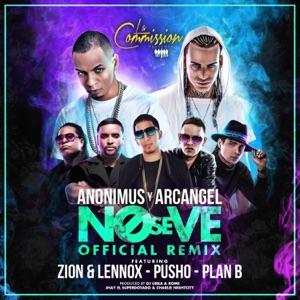 No Se Ve (Remix) [feat. Arcángel, Plan B, Pusho & Zion & Lennox] - Single Mp3 Download