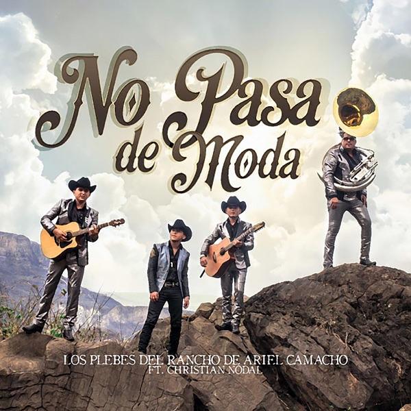 No Pasa de Moda (feat. Christian Nodal) - Single