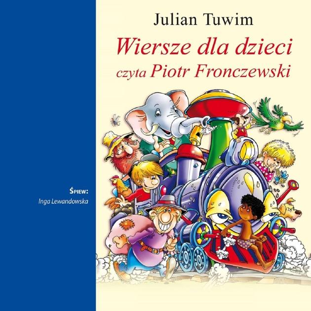 Jan Brzechwa Dzik Jest Dziki I Inne Wiersze By Piotr Fronczewski
