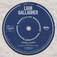 Liam Gallagher - Acoustic Sessions artwork