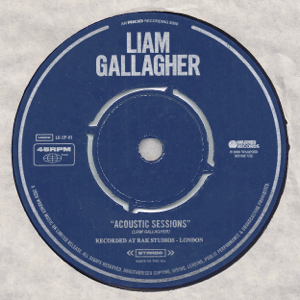 Liam Gallagher - Acoustic Sessions