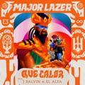 Luxembourg Top 10 Dance Songs - Que Calor (feat. J Balvin & El Alfa) - Major Lazer
