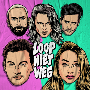 Kris Kross Amsterdam, Tino Martin & Emma Heesters - Loop Niet Weg