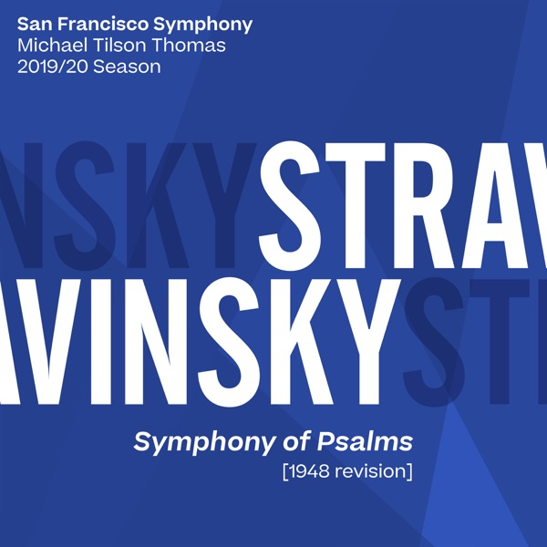 Stravinsky: Symphony of Psalms - EP