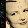 Great Ladies of Song Spotlight On Peggy Lee